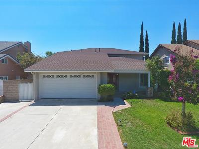 Chatsworth Single Family Home For Sale: 20622 Vintage Street