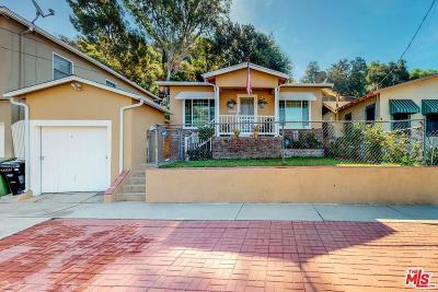 Los Angeles Single Family Home For Sale: 4860 La Roda Avenue