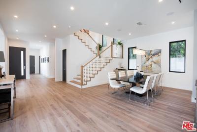 Sherman Oaks Single Family Home For Sale: 13135 Chandler Boulevard