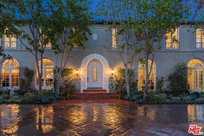 Single Family Home For Sale: 460 South Las Palmas Avenue