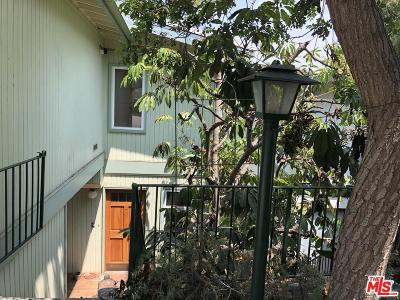 Los Angeles Single Family Home For Sale: 3763 Latrobe Street