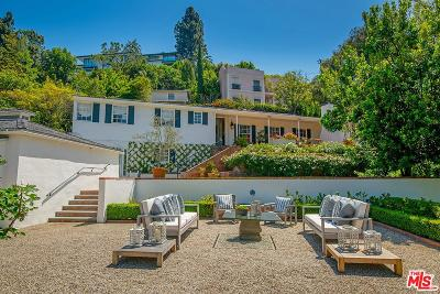 Los Angeles Single Family Home For Sale: 1260 North Wetherly Drive