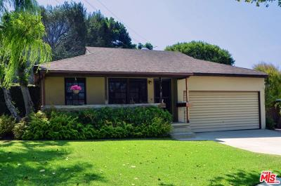 Culver City Single Family Home For Sale: 10772 Clarmon Place