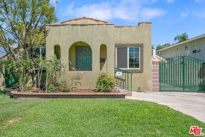 Los Angeles Single Family Home For Sale: 476 Margaret Avenue