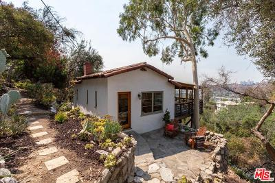 Los Angeles Single Family Home For Sale: 3689 Roseview Avenue