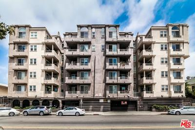Los Angeles Condo/Townhouse For Sale: 848 Irolo Street #505