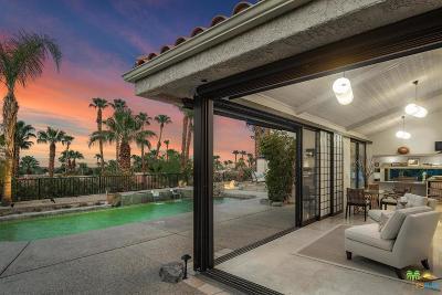 Rancho Mirage Single Family Home For Sale: 23 Cresta Verde Drive