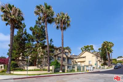 Condo/Townhouse For Sale: 4600 Don Lorenzo Drive #3