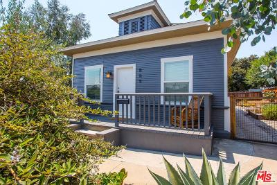 Los Angeles Single Family Home For Sale: 809 Milwaukee Avenue
