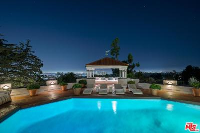 Beverly Hills CA Single Family Home For Sale: $9,995,000