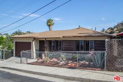 Los Angeles Single Family Home For Sale: 5030 Lynnfield Street