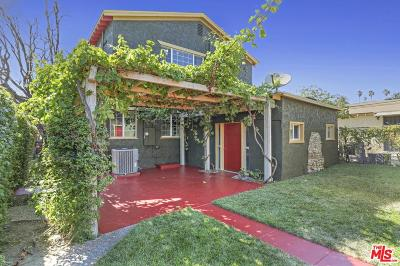 Los Angeles Single Family Home For Sale: 3038 6th Avenue