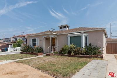 Single Family Home Sold: 3924 Tuller Avenue