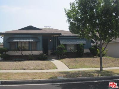 Single Family Home For Sale: 5924 South La Cienega