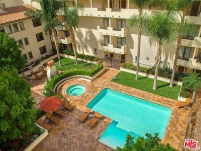 Woodland Hills Rental For Rent: 6203 Variel Avenue #103