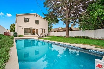 Los Angeles Single Family Home For Sale: 4037 Tivoli Avenue