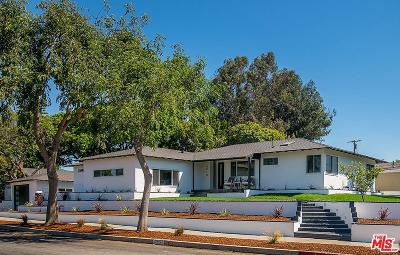 Los Angeles Single Family Home For Sale: 7293 West 90th Street