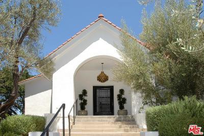 Los Angeles Single Family Home For Sale: 2010 De Mille Drive
