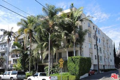 Condo/Townhouse For Sale: 131 North Croft Avenue #401