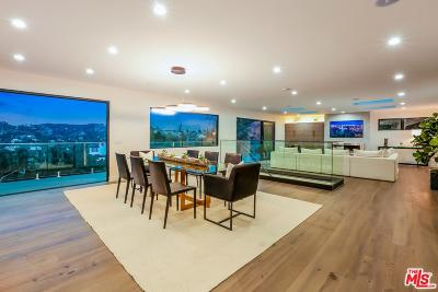 Los Angeles Single Family Home For Sale: 7853 Willow Glen Road