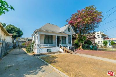Los Angeles Single Family Home For Sale: 444 East Adams