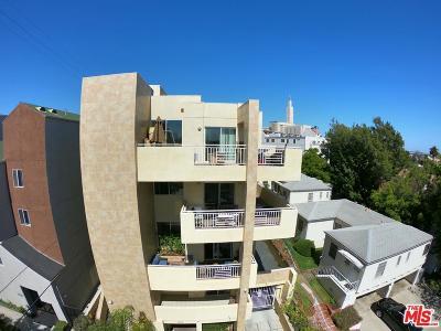 Los Angeles Condo/Townhouse For Sale: 1634 Malcolm Avenue #4