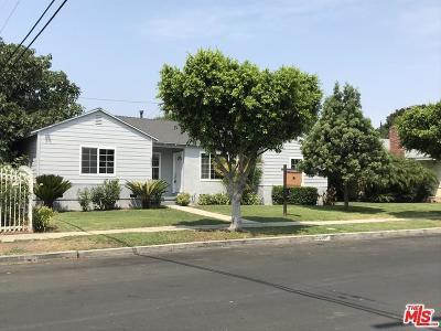 Reseda Single Family Home For Sale: 6901 Bothwell Road