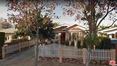 Los Angeles Single Family Home For Sale: 1227 North June Street
