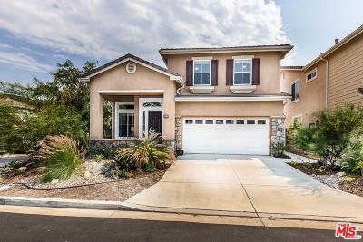 Thousand Oaks Single Family Home For Sale: 2872 Limestone Drive