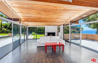 Malibu Single Family Home For Sale: 6228 Trancas Canyon Road