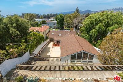 Pacific Palisades Single Family Home For Sale: 650 Haverford Avenue
