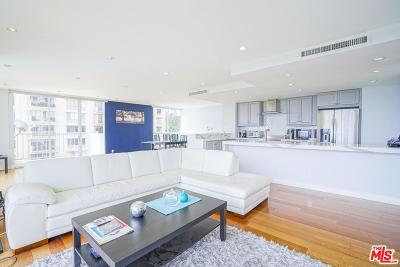 Los Angeles County Condo/Townhouse For Sale: 2160 Century #506N
