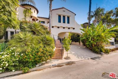 Los Angeles Single Family Home For Sale: 4243 Los Nietos Drive