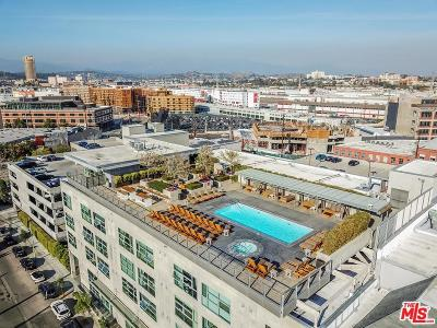 Los Angeles Condo/Townhouse For Sale: 530 South Hewitt Street #443