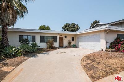 Los Angeles Single Family Home For Sale: 6005 South La Cienega Boulevard