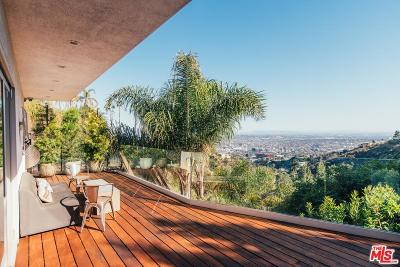 Los Angeles County Single Family Home For Sale: 2137 Sunset Plaza Drive