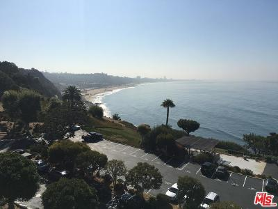 Pacific Palisades Condo/Townhouse For Sale: 17350 West Sunset #703