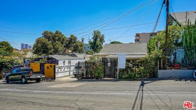 Single Family Home For Sale: 2210 Clinton Street