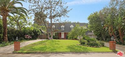 Los Angeles Single Family Home For Sale: 135 North Canyon View Drive