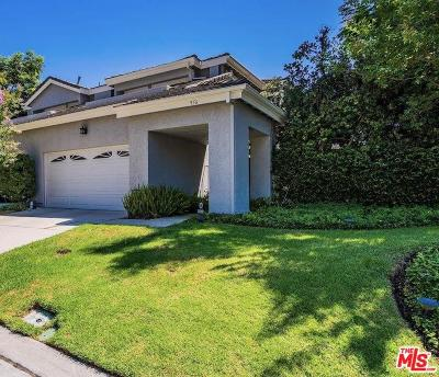 Westlake Village Condo/Townhouse For Sale: 956 Cedarcliff Court