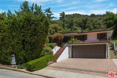 Beverly Hills Rental For Rent: 2250 Bowmont Drive