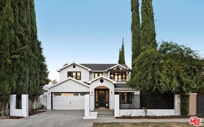 Sherman Oaks Single Family Home Sold: 4714 Lemona Avenue