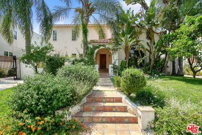 Beverly Hills Rental For Rent: 333 South McCarty Drive
