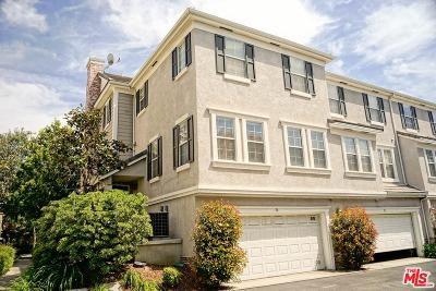 Los Angeles County Condo/Townhouse For Sale: 26832 Marina Point Lane #50