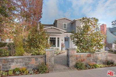 Single Family Home For Sale: 728 El Medio Avenue