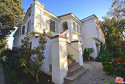 Beverly Hills Rental For Rent: 256 North Almont Drive
