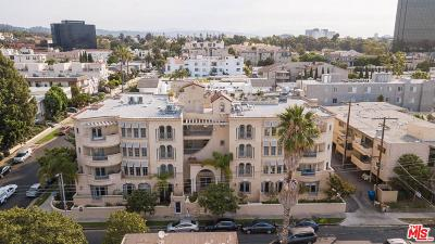 Los Angeles County Condo/Townhouse For Sale: 1000 Granville Avenue #405