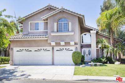 Canyon Country Single Family Home For Sale: 14372 Cascade Court