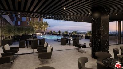 West Hollywood Rental For Rent: 8500 West Sunset #PH