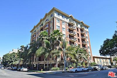 Los Angeles Condo/Townhouse For Sale: 700 South Ardmore Avenue #501